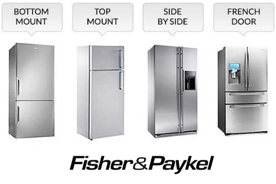 Fisher and Paykel Fridge Repair