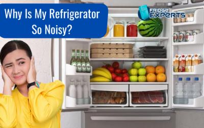 Why Is My Refrigerator So Noisy?