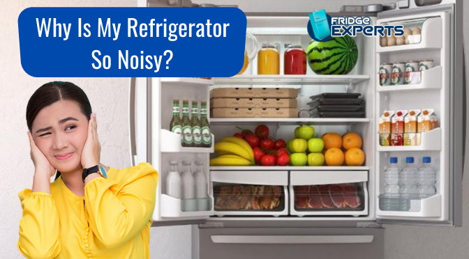Why Is My Refrigerator So Noisy?