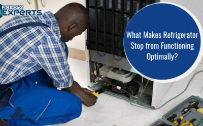 What Makes Refrigerator Stop from Functioning Optimally?