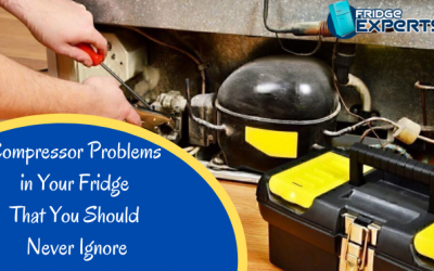 Compressor Problems in Your Fridge That You Should Never Ignore